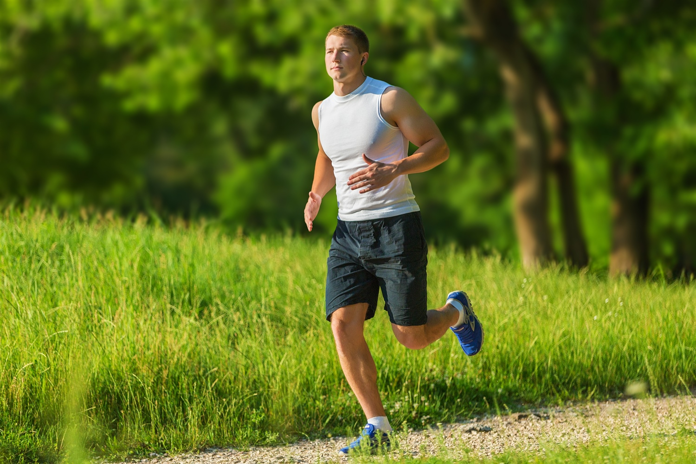 Inimene on loodud jooksma